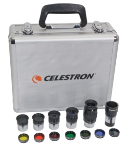 Celestron Okular und Filter Set